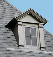Monticello Gable Dormer