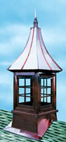 Windowmere Cupola