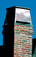 Brentwood Chimney Cap