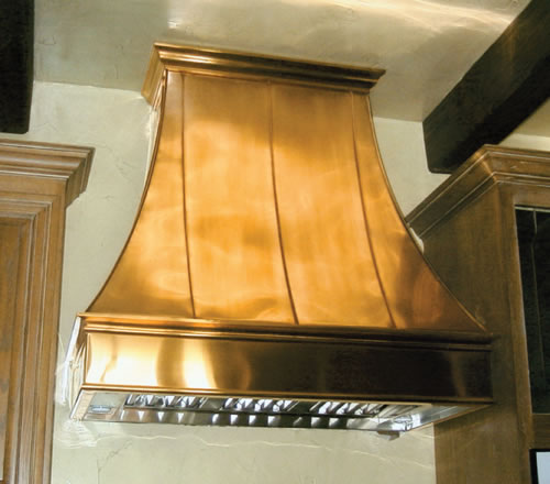 Countertop Vent : Custom Vent Hoods and Countertop Products