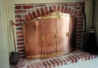 Fireplace Door #42